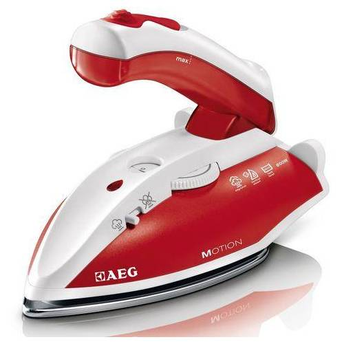 AEG Reis-strijkijzer DBT 800  - 18.71 - rood