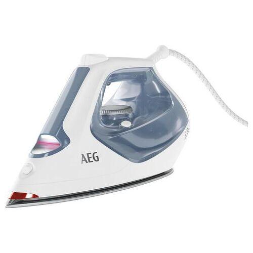 AEG »SI7-1-4WB DELICATE 7000« stoomstrijkijzer  - 53.69 - wit