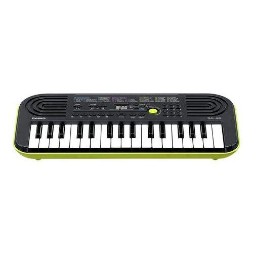 Casio Mini-keyboard SA-46  - 49.99 - zwart