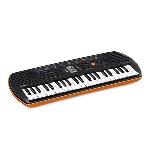 Casio Mini-keyboard SA-76  - 69.99 - oranje