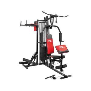 Christopeit Sport Fitnessstation, Christopeit, 'Professional Center de Luxe'  - 599.00 - multicolor
