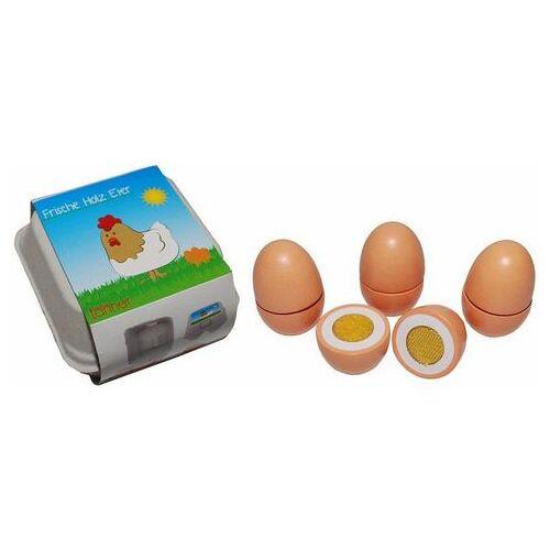 Tanner speellevensmiddelen van hout met kartonverpakking, »eieren«  - 9.99
