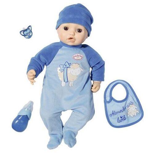 Baby Annabell Zapf Creation® babypop  - 69.99 - blauw