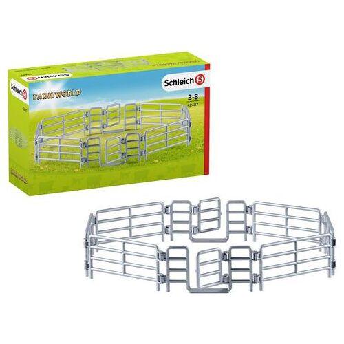 Schleich® speelfiguur (42487), »Farm World, Weidehek«  - 9.99 - zilver