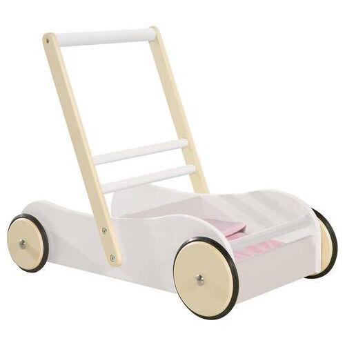 Roba® poppenwagen Wagen Scarlett, wit  - 69.99 - wit