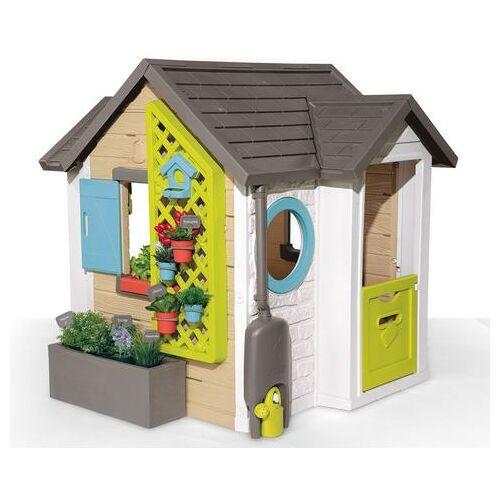 Smoby speelhuis Tuinhuisje gemaakt in europa  - 349.99 - multicolor