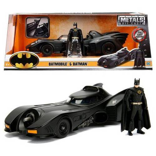 JADA speelgoedauto Batman 1989 Batmobil  - 29.99