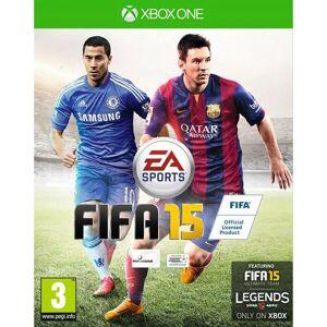 Microsoft XBOX ONE Game FIFA 15