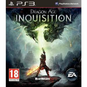 PlayStation PS3 Game Dragon Age 3 Inquisition  - 19.99