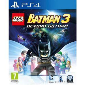 PlayStation PS4 Game LEGO Batman 3 Beyond Gotham  - 29.99