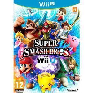 Nintendo WII U Game Super Smash Bros.