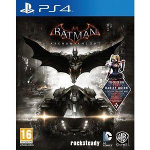 PlayStation PS4, Batman, Arkham Knight