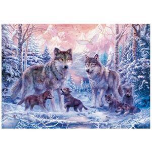 Ravensburger Puzzel Arctische wolven  - 12.99 - multicolor