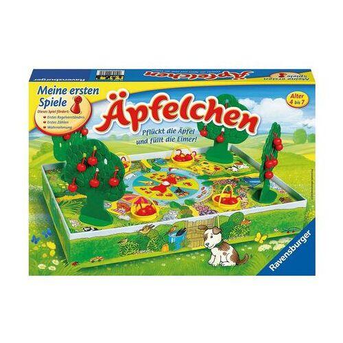 Ravensburger spel Pluk de appels en vul de emmer!  - 16.99 - multicolor