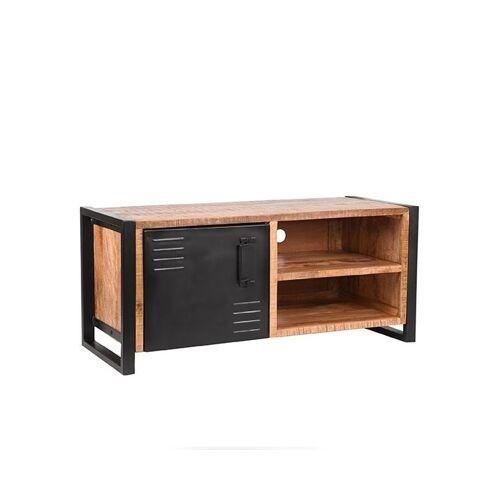 Industrieel tv meubel 115 cm