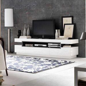 design lowboard hoogglans