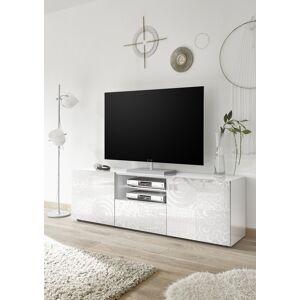 Miro tv meubel wit 181 cm