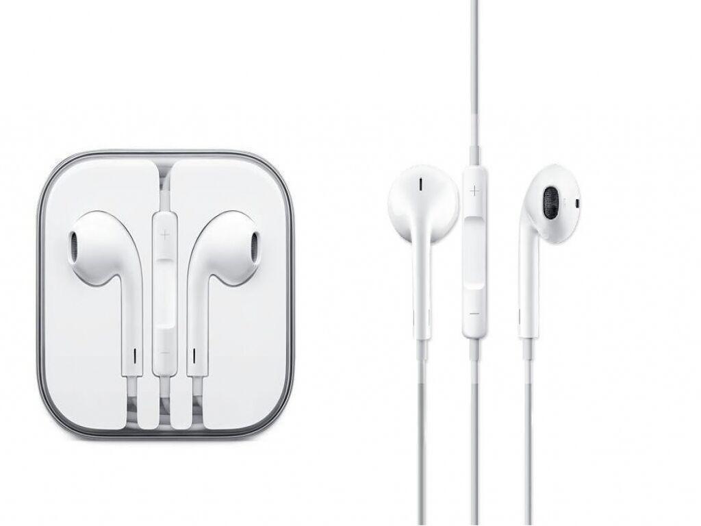 Apple Originele oortjes voor Apple Iphone 6   3.5mm aansluitin