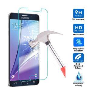 2.5D 9H Screen Protector Gehard Glas Voor Samsung Galaxy J1 Mini J3 A3 A5 A7 2016 S3 S4 S5 s6 Grand Prime J5 Note 3 4 5 J7