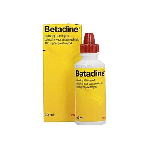 Betadine Oplossing - 30ml