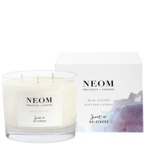 Neom Organics London - Scent To De-Stress Echte luxe kaars (3 Wicks) 420g