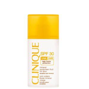Clinique - Sun Protection SPF30 minerale zonnebrand vloeistof voor gezicht 30ml / 1 fl.oz.