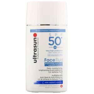 Ultrasun - Face  Face Fluid: Heldermakend, Anti-Spot & Anti-PollutionSPF 50+ 40 ml