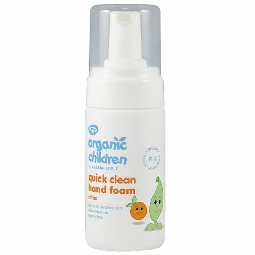 Green People - Organic Children Hand ontsmettingsmiddel 100ml