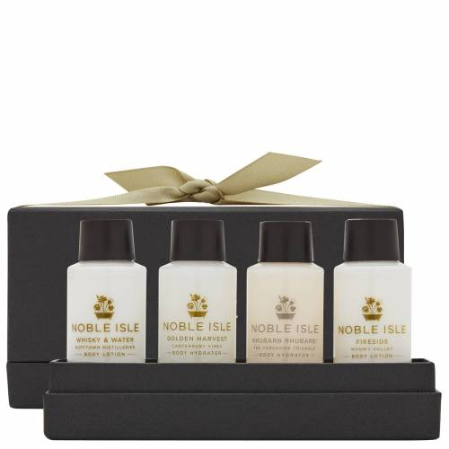 Noble Isle - Gift Sets Parfum sampler van lotions