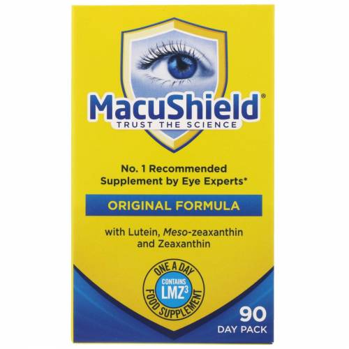MacuShield - Original 90 capsules