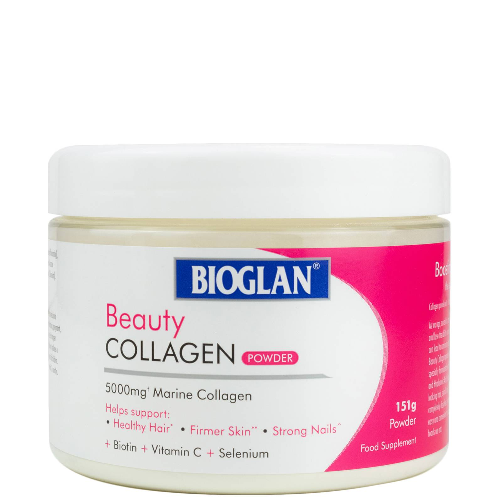 Bioglan - Beauty Collagen Poeder...