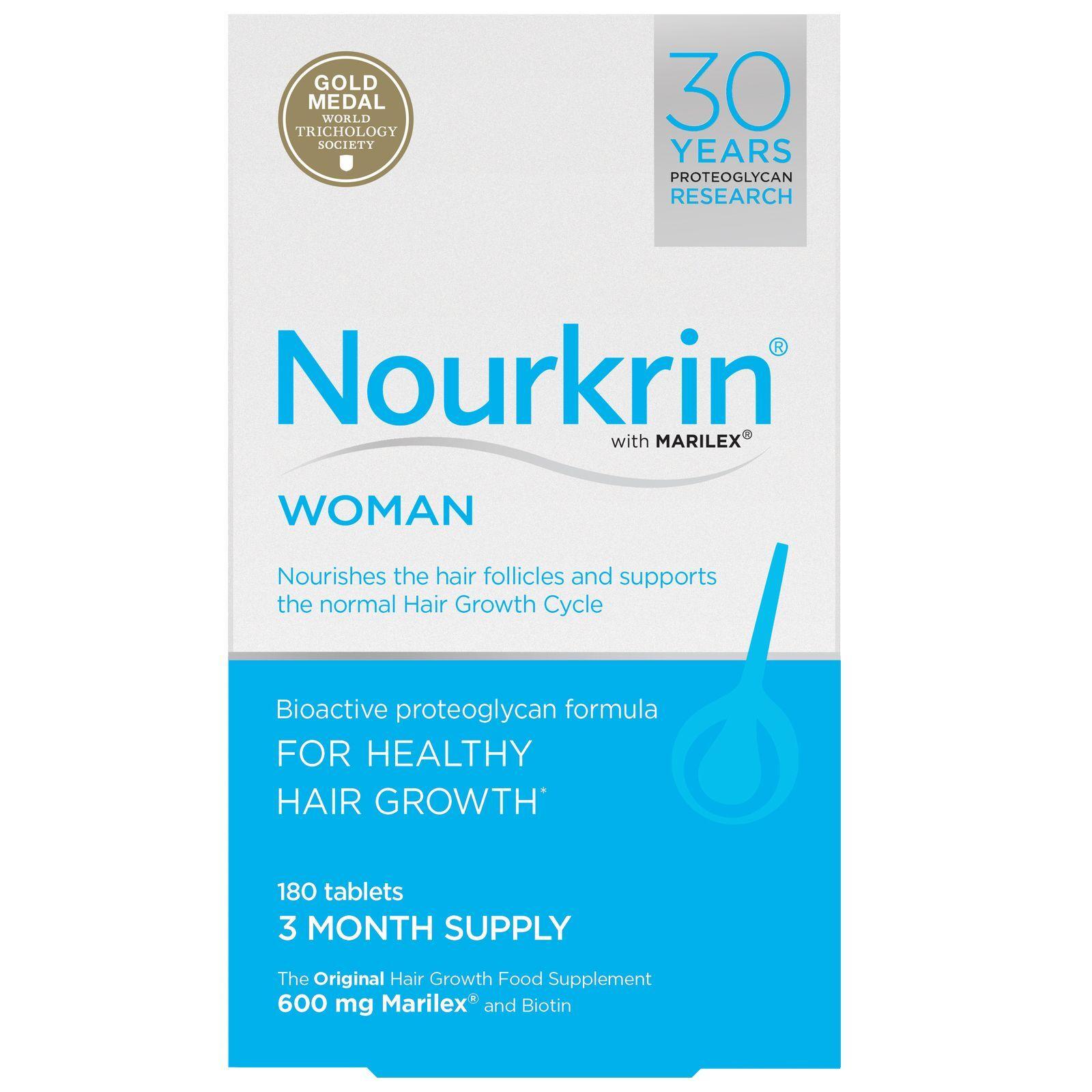Nourkrin - Woman Voor haargroeit...