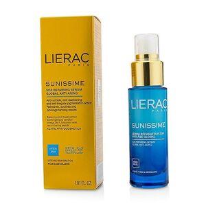 Lierac Sunissime Global Anti-veroudert SOS repareren Serum voor het gezicht & Decollete 30 ml/1.01 oz