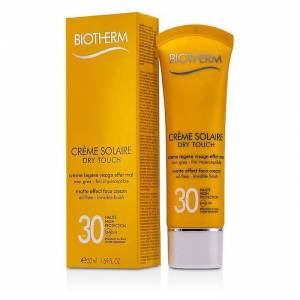Biotherm Creme Solaire SPF 30 Dry Touch UVA/UVB mat effect face Cream-50ml/1.69 Oz