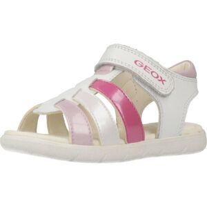 Geox sandalen B821ya kleur C0406 Wit EU 21