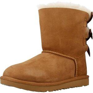 UGG laarzen Bailey Bow II kleur kastanje Brown EU 32,5