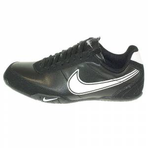 Nike T77 Lite 454543001 universele alle jaar mannen schoenen wit/zwart 6.5 UK / 7.5 US / 40 1/2 EUR / 25.5 cm