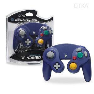 Hyperkin Nintendo Wii / GameCube Controller (paars) - CirKa Kabelgebonden