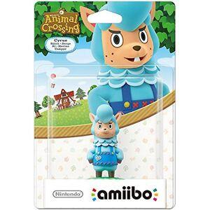Nintendo Amiibo Animal Crossing Cyrus Nintendo Wii U/3DS