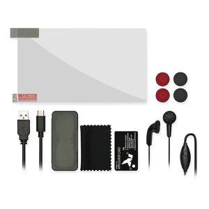 SPEEDLINK 7-in-1 starterskit voor Nintendo Switch - zwart (SL-330600-BK)