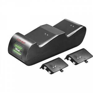 Trust GXT 247 Duo Charging Dock controller lader Xbox One