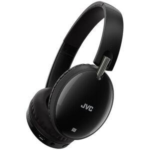 JVC Eersteklas geluid Bluetooth Wireless rond oortelefoons Nomal/bas/Clear - zwart