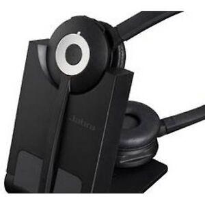 Jabra PRO 920 telefoon headset DECT Cordless Over-the-ear-zwart