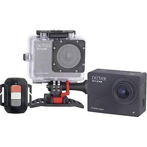 Denver ACT-8030W actie camera Full HD Wi-Fi, Shockproof, stofdicht, waterdicht