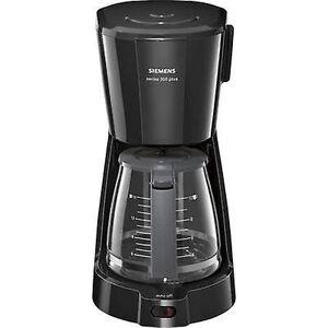 Siemens TC3A0303 koffie-/ theevoorzieningen zwart kopje volume = 15 glazen kan