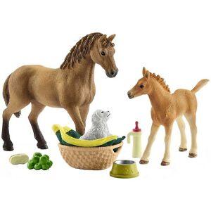 Schleich Horse Club, sarah's Baby Animal Care
