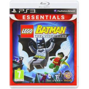Warner Bros. LEGO Batman Essentials PS3 spel