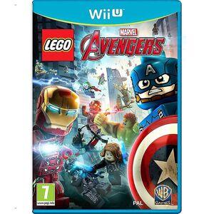 Warner Bros. Lego Marvel Avengers Nintendo Wii U Game
