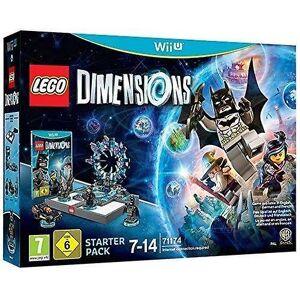 Warner Bros. LEGO Dimensions Starter Pack Nintendo Wii U