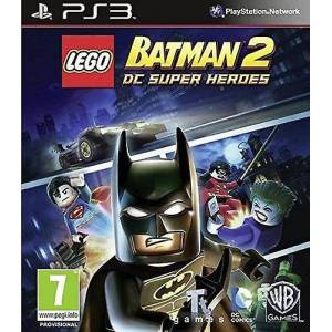 Warner Bros. Lego Batman 2 DC Super Heroes Essentials PS3 spel